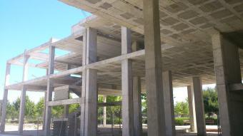 Cálculo de Estructuras de Edificios
