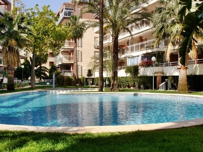 Apartamento con piscina cerca del Puerto deDenia