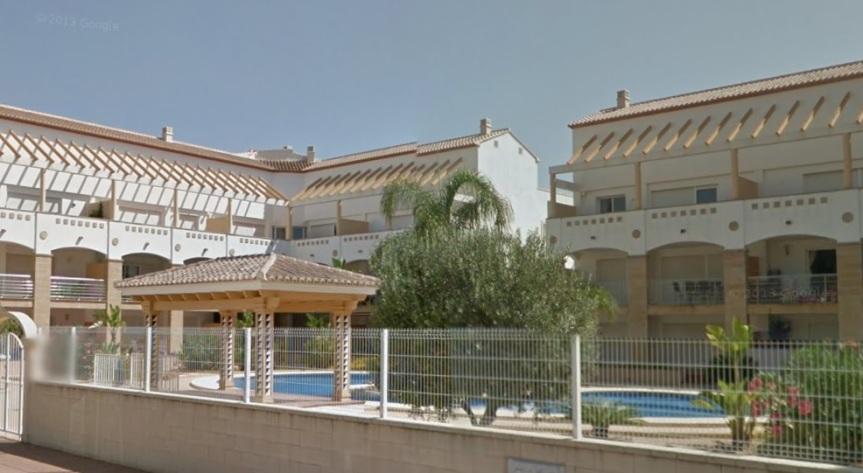 Residencial de apartamentos nuevos deJávea.